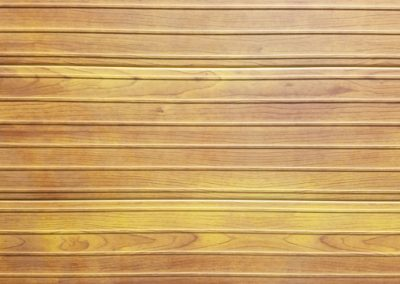 Wood Grain Aluminum